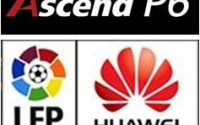 Huawei Ascend p6 movil oficial liga Patrocinador Partner LFP