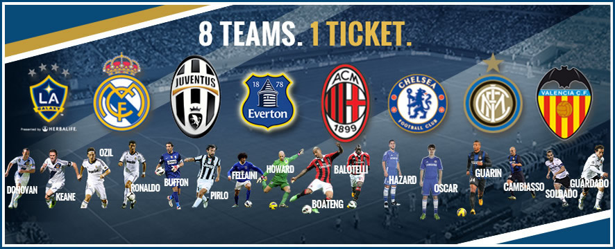 Pretemporada Guiness International Champions Cup Real Madrid Chelsea