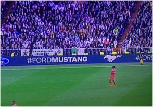 real madrid bayern munich champions 2014 ford mustang