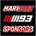 MARC MARQUEZ Moto GP World Champion sponsors